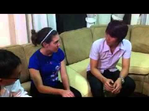 Project interview from PYU students