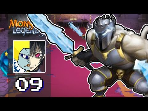 PASANDOME PATRION A LA PRIMERA! - iMigbo X Makoto Monster Legends #09