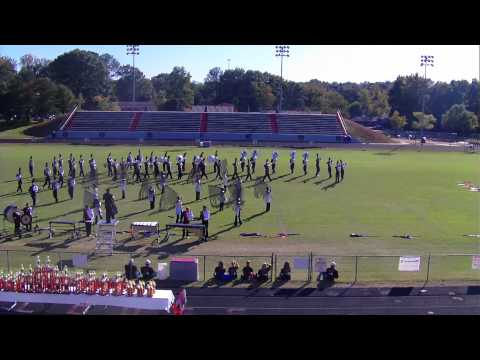 Dutchtown High School Marching Band  GAMF October 22, 2011