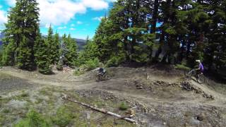 Mt. Bachelor Bike Park - A Day in the Life
