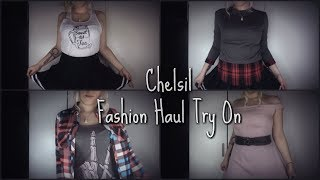 ☆★ASMR★☆ Fashion Haul | Try On | Chelsil/Mint Limit