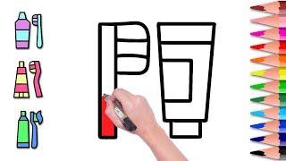 Download Coloring Pasta Gigi Video Bnkwiki