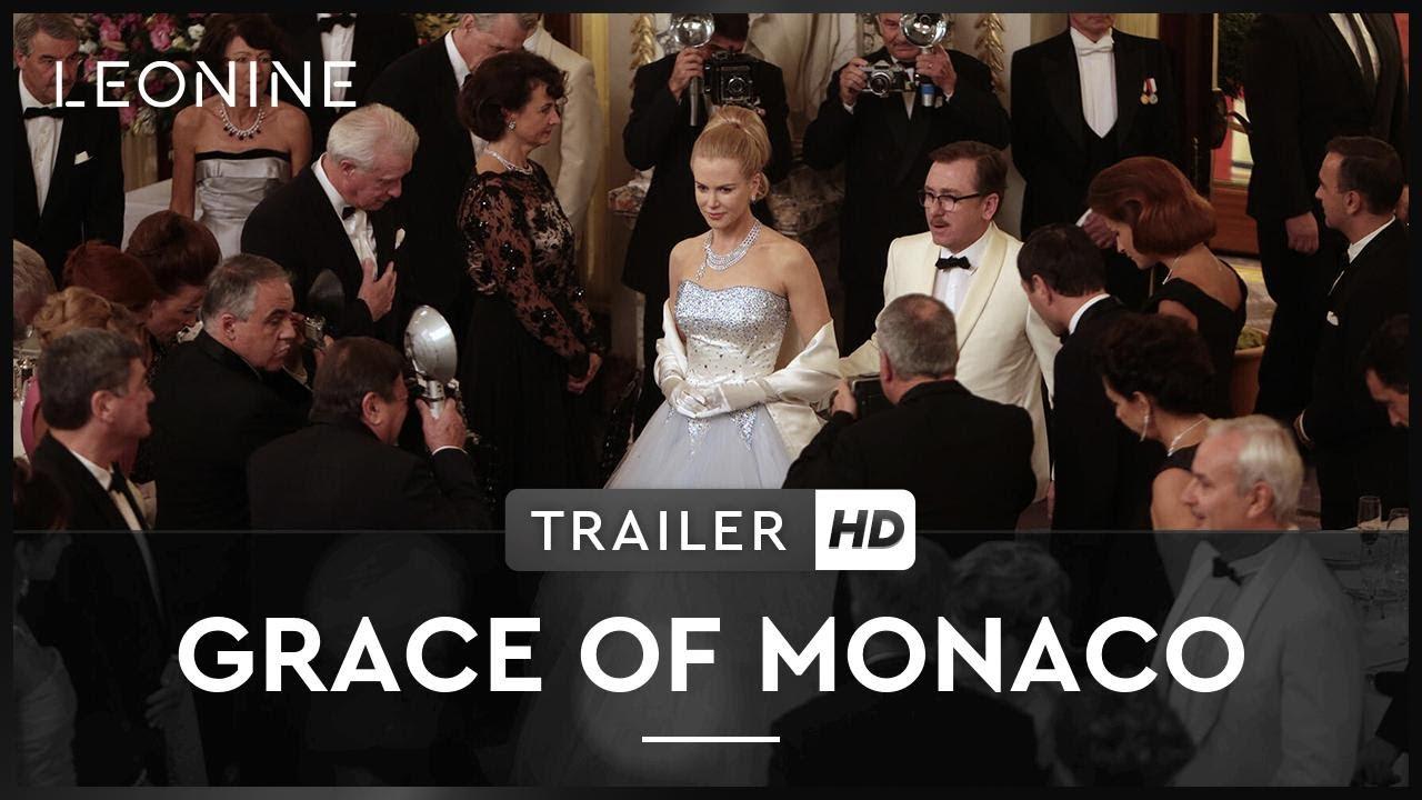 Grace of Monaco - Trailer (deutsch/german)