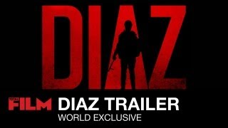 Diaz: Don't Clean Up This Blood Trailer