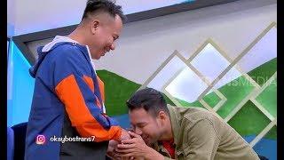 Merasa Malu, Raffi Ahmad CIUM TANGAN Vicky Prasetyo | OKAY BOS  (27/08/19) Part 2