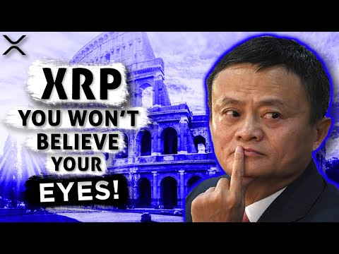 Ripple XRP: Can't You SEE? | This Is UNBELIEVABLE! (This Will CHANGE It ALL!)