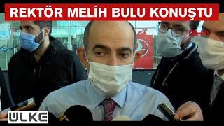 Boğaziçi Üniversitesi Rektörü Prof. Dr. Melih Bulu: Asla istifayı düşünmüyorum