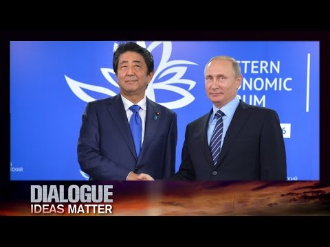 Dialogue — Vladmir Putin in Japan 12/16/2016 | CCTV