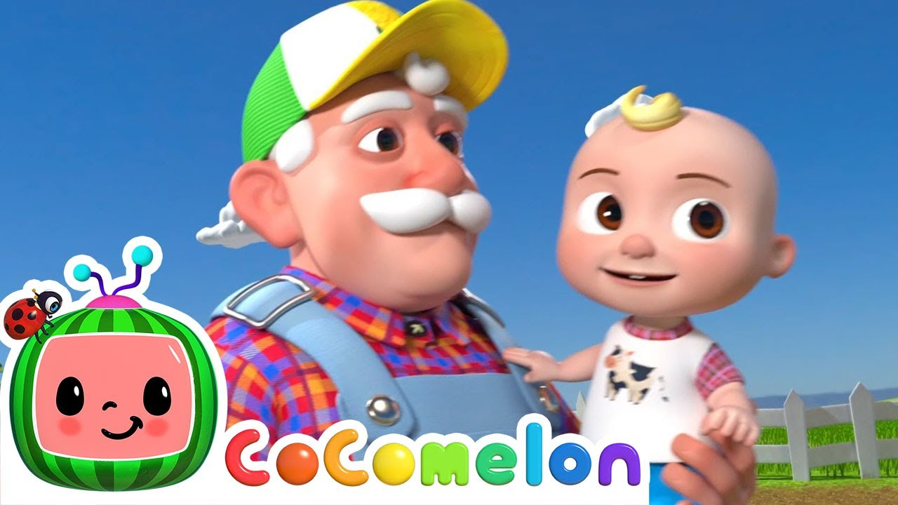 Download Old Macdonald Had a Farm -@Cocomelon - Nursery Rhymes    Kids Learning Videos   ABCs And 123s