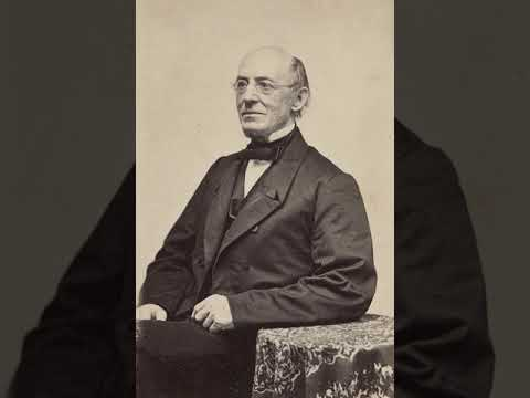William Lloyd Garrison | Wikipedia Audio Article