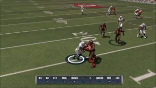 Madden 17 Tackling Needs To Be Refined - Shady McCoy Runs Through Several Bucs Defenders