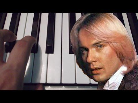 Balada para Adelina / Richard Clayderman / Piano Tutorial / Notas Musicales