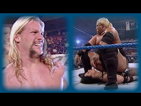 Chyna, Chris Jericho \u0026 Hardcore Holly vs. Rikishi \u0026 Too Cool: SmackDown!, Jan. 20, 2000