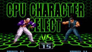 [TAS] KOF 2002 Arcade - Orochi Yashiro SinglePlay
