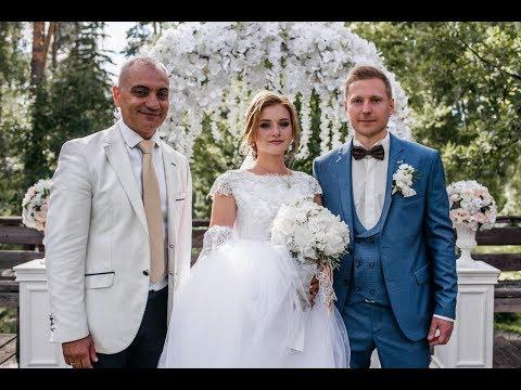 Ведущий Давид - Выездная регистрация свадьба (DMusicSHOW)