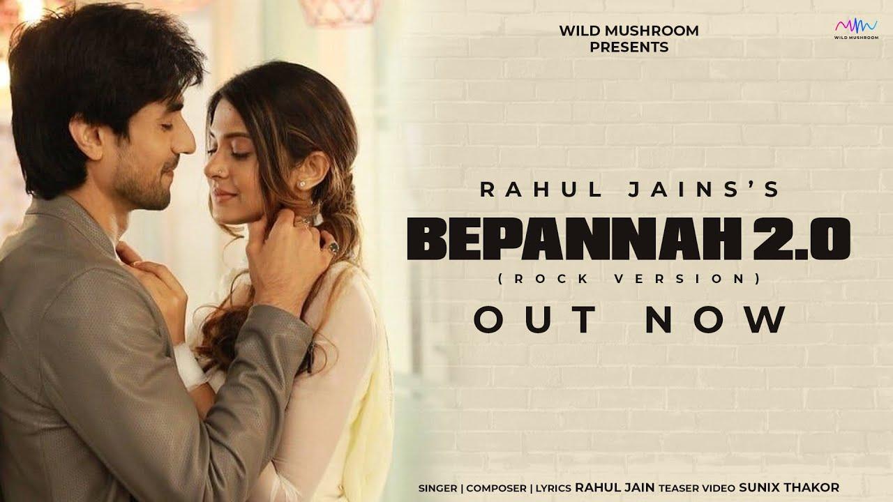Rahul Jain   Bepannah 2.0   Rock Version   Jennifer Winget   Harshad Chopda