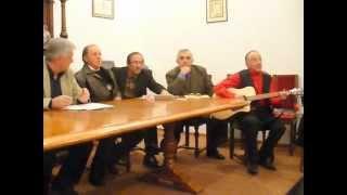 Vasile Gondoci - 8 Martie-Eterna dragoste-Cenaclul Anotimpuri-Lugoj -video1 Adriana Weimer.MOV