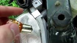 Mazda 323 F Blinker Links