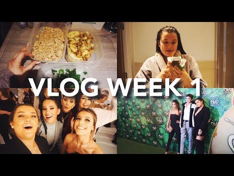 WHAT I'M EATING RECENTLY & A GENERALLY LIT WEEK | Rachel Leary