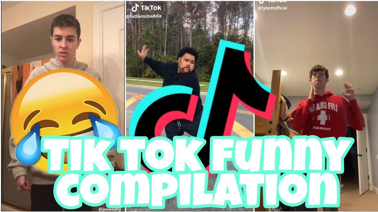 TIK TOK 😂 LOS MEJORES V�DEOS DE HUMOR #1  |Tiktok Humour