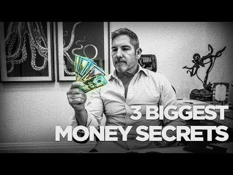 3 Biggest Money Secrets - Grant Cardone