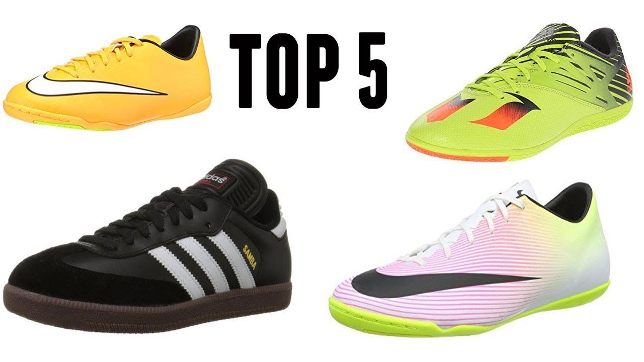 7bf1d99b8 Top 5 Best Indoor Soccer Shoes 2018 - YouTube