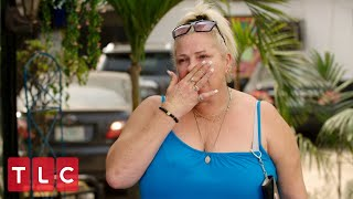 Angela Gets Emotional While Bouquet Shopping | 90 Day Fiancé: Happily Ever After?