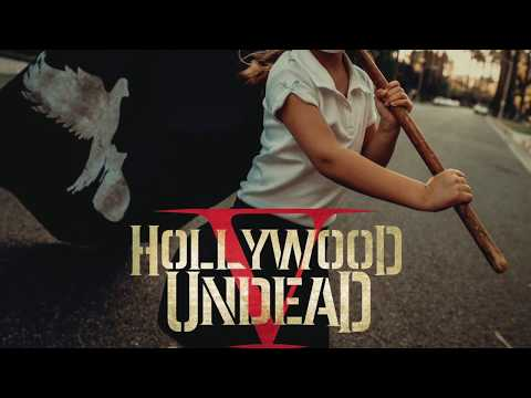 Hollywood Undead - ''V'' Ghost Beach Preview HD