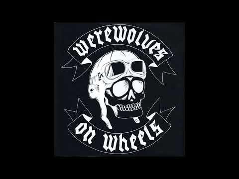Werewolves On Wheels  -  Cosmic Phone  (1986)