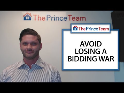 The Prince Team: Avoid losing a bidding war