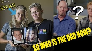 UNREAL! Mother becomes Trans-DAD & Son becomes a Trans-Girl & FATHER is OK With it ALL?