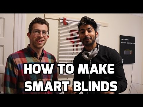 How to Make Smart Blinds using Facial Detection