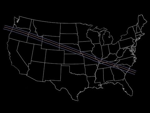 After the Solar Eclipse | America Went Dark - Now What Happens In Next 7 Years