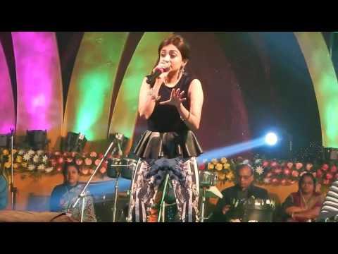 Khwab Deke Jhuthe Muthe | Monali Thakur Live Performance | Haldia Trade Fair