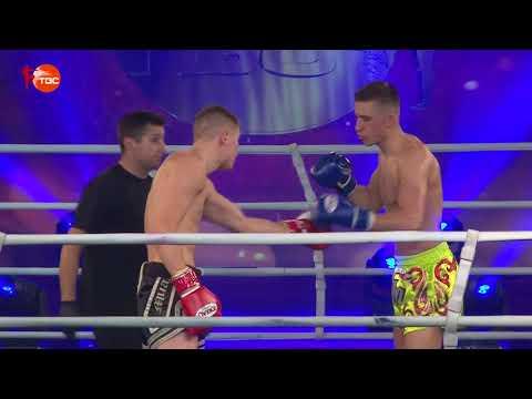 TBC Jakub Rajewski vs. Fabian Hundt @ Muay Thai - Słubice 28.10.2017