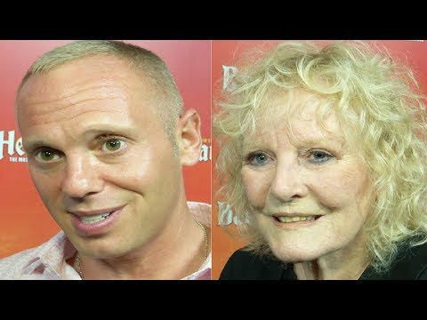 Bat Out Of Hell The Musical Red Carpet Interviews