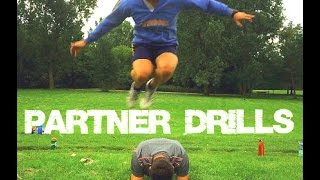 FUN PARTNER DRILLS - Group Training Ideas