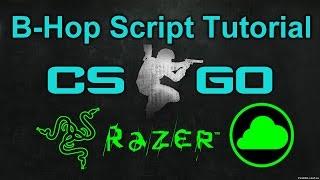 CS:GO | Bunny-Hop Script/Macro Tutorial For Razer Synapse