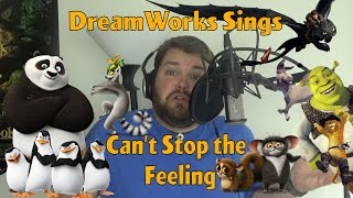 DreamWorks Sings Can
