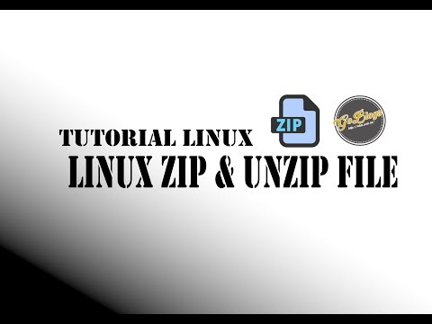 How to Install ZIP Linux Ubuntu