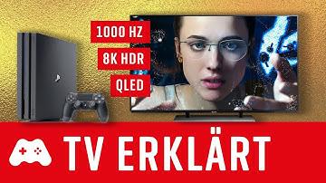 Gaming Fernseher kaufen ► TV für PS4, PS5, Xbox und Co.