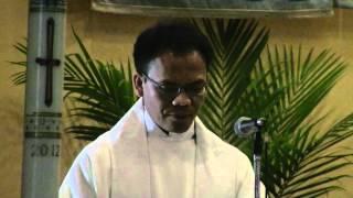 Misa Paskah KKI-DC 2012