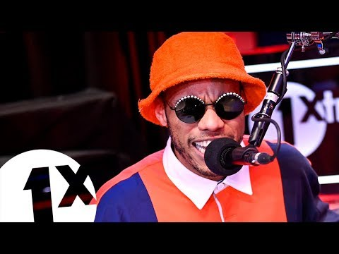 Anderson .Paak - King James in the 1Xtra Live Lounge Mp3