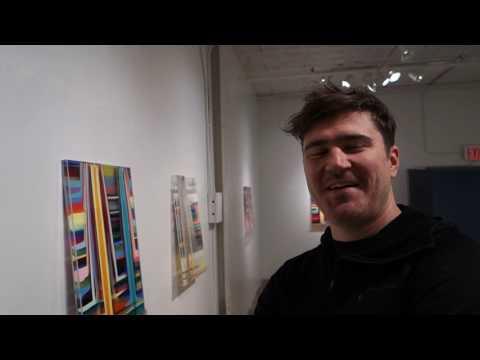Ben Godward 2 5 D Realities and Tchotchkes at SLAG GALLERY