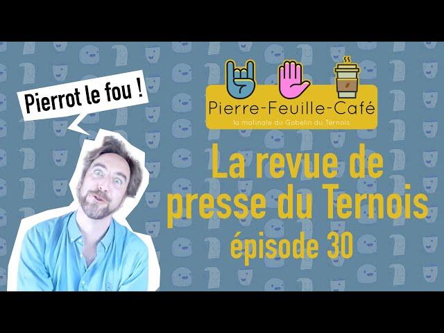 Pierre, feuille, café #30 - la revue de presse locale de la semaine !