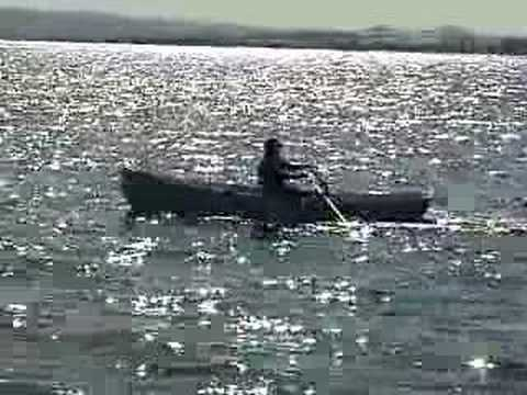 Whitehall Solo slide seat rowboat   Doovi