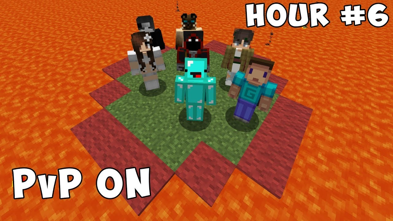 Download Last To Leave Circle in Minecraft Wins $1,000 - Challenge