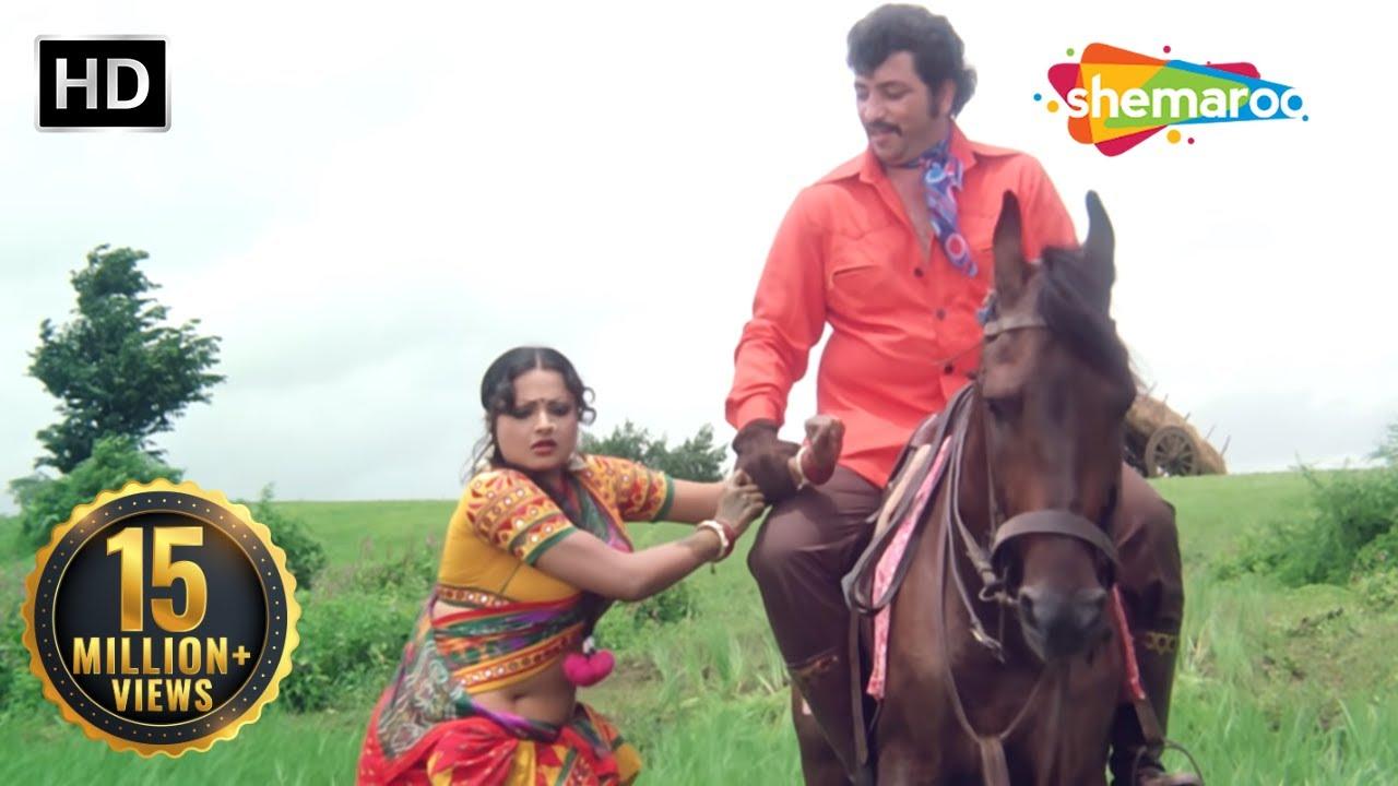 Download मे वो तितली नही जो हर फूल पर बैठ जाये   Rekha   Amjad Khan   Ganga Ki Saugand   Part 03