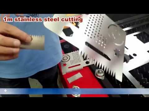 500w IPG Fiber Laser Cutting and Engraving Machine in Dubai