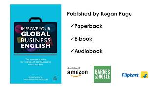 Improve Your Global Business English - Now in Kindle and Audiobook!